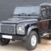 Land Rover Defender Servicing