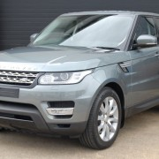 Hampshire Land Rover on Finance