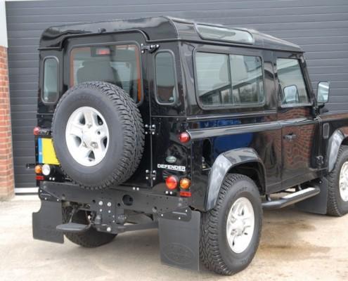 Genuine Land Rover Parts