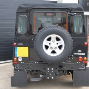 Defender Rear, Candys 4x4