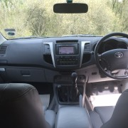 Toyota Interior, Candys 4x4