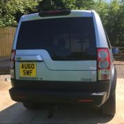 Genuine Land Rover Parts in Dorset