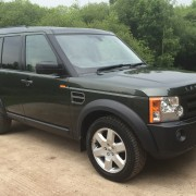 Land Rover Discovery Sport, Candys 4x4