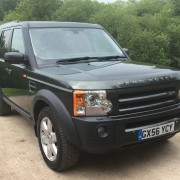 Land Rover MOT's, Candys 4x4 Hampshire