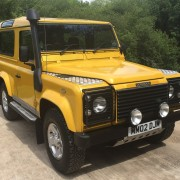 Land Rover Defender MOT's, Candys 4x4 Dorset