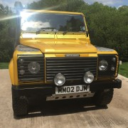 Land Rover Defender MOT's, Candys 4x4 Hampshire