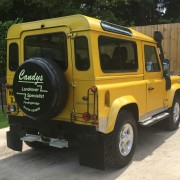 Land Rover Defender MOT's, Candys 4x4 Wiltshire