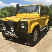 Commercial Land Rover vehicles, Candys 4x4