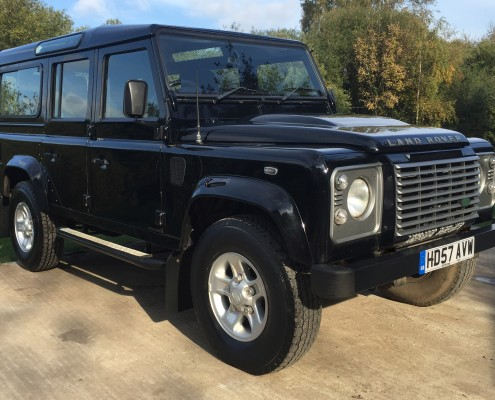 Land Rover Engine Rebuilds in Hampshire