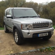 Land Rover Battery Replacements