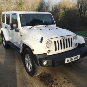 Buying and Selling Vehicles, Candys 4x4