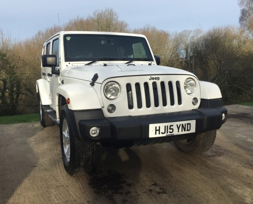 Jeep For Sale in Hampshire