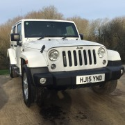 Jeep Suspension alignment, Candys 4x4