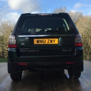 The Land Rover Specialists, Wiltshire