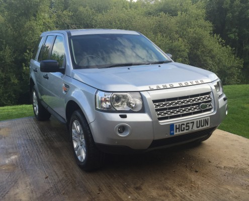 Supply and Install Land Rover Accessories