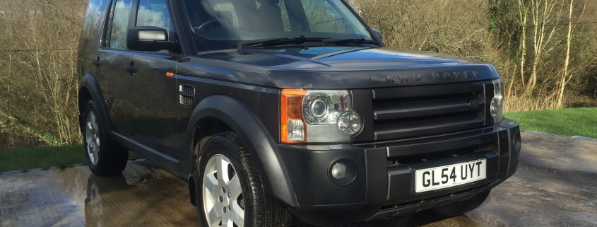 Find a Land Rover to Buy in Hampshire