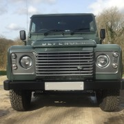 Defender Front View