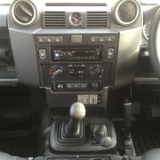 Land Rover Defender Radio, Candys 4x4