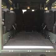 Fold Away Seats, Land Rover Specialists