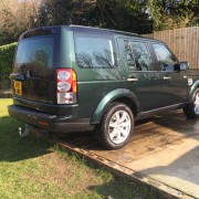 Buy a Land Rover Discovery on Finance, Candys 4x4