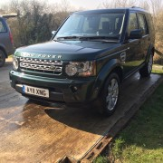We Source Land Rovers, Candys 4x4