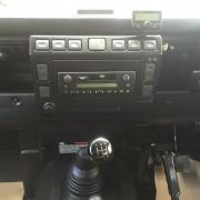 Land Rover Defender Controls