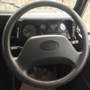 Land Rover Defender Steering Wheel