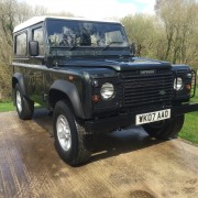 Land Rover Defender Product Range, Candys 4x4