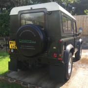 Candys 4x4 Wheel Promotion