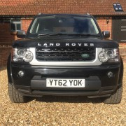 Candys 4x4 Land Rover