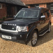 Candys 4x4 Land Rover Discovery 4 4x4