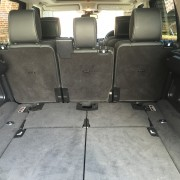 Large Boot Space, Range Rover