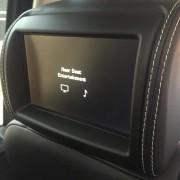 Land Rover Head Rest Tv Screen