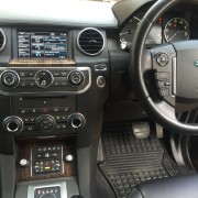 Land Rover Buttons