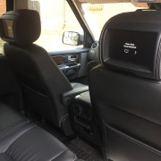 Rear Seat Entertainment, Land Rover, Candys 4x4