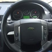 Land Rover Steering Wheel