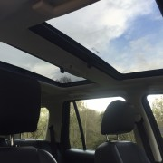 Land Rover Sun Roof, Candys 4x4
