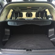 Land Rover FreeLander 2 Boot Space