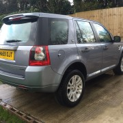 Grey Land Rover For Sale, Candys 4x4