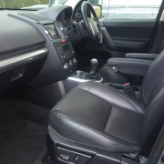 Heated Leather Seats, Candys 4x4