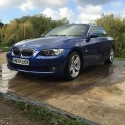 BMW Hard Top Convertible