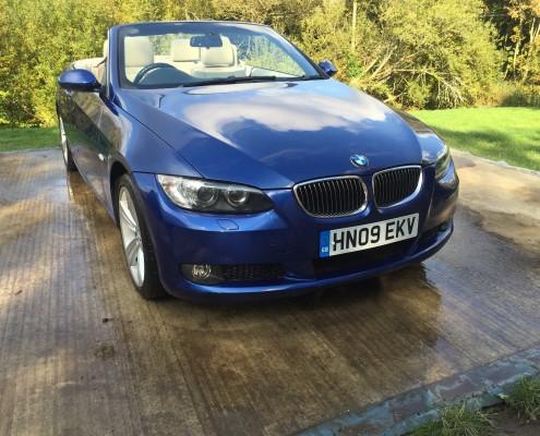 BMW Convertable