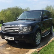 Range Rover, Candys 4x4 Land Rover Specialists