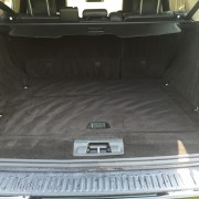 Boot Space in a Land Rover Discovery